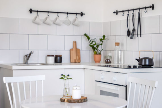 Houston home improvements-hooks for essential items